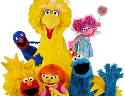 Sesame Street and Autism Awareness Month