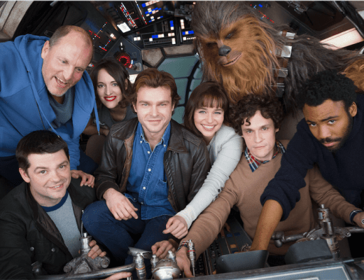 Hans Solo: A Star Wars Story
