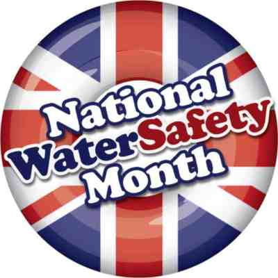It's National Water Safety Month and the Houseful Of Littles Are READY!