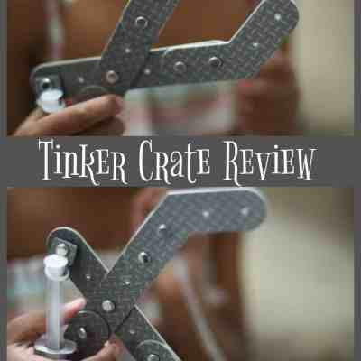 Engineering Summer Fun with Tinker Crate