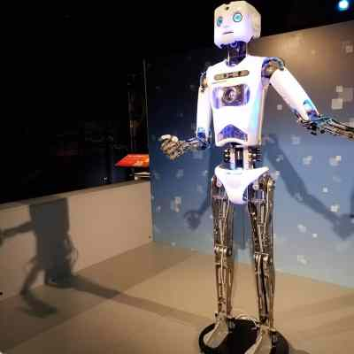 Robot Revolution at the Museum of Science & Industry