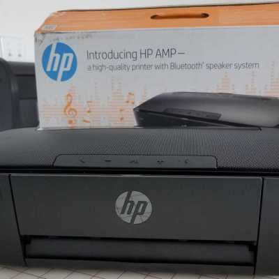 HP AMP 100 – The Printer Made FOR Phones!