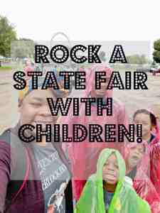 Rock A State Fair with Children
