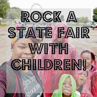How To Do the Minnesota State Fair With Kids