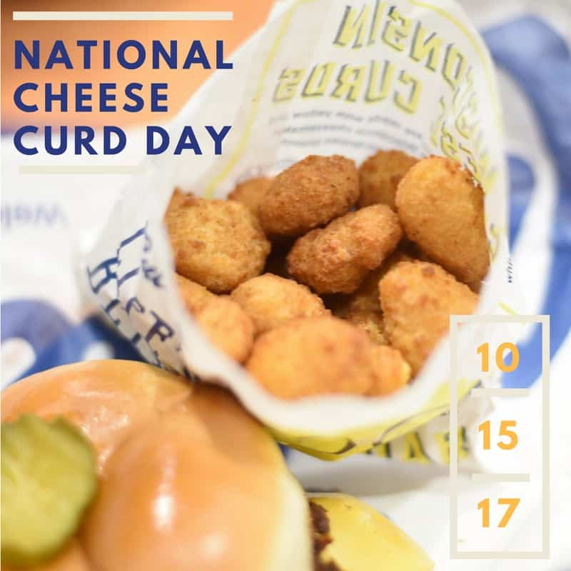 Culver's Cheese Curds