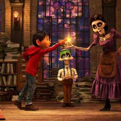 Disney Pixar's Coco is Available on BluRay