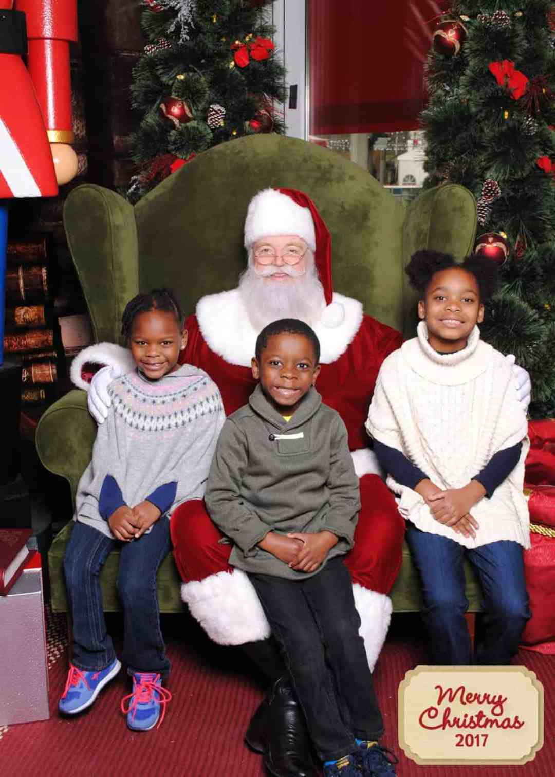 Holiday Family Fun Oakbrook Center