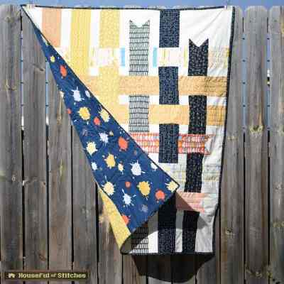 Thread Filled Thursdays: Ribbon Box Quilt