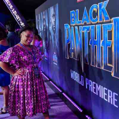 Black Panther World Premiere In LA #BlackPantherEvent