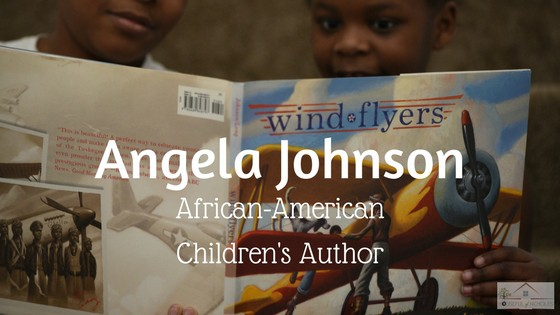Black Author Series: Angela Johnson