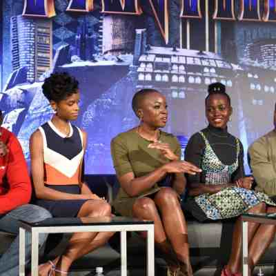I've Waited My Whole Life for This – The Overall Feel for Black Panther – Global Press Event