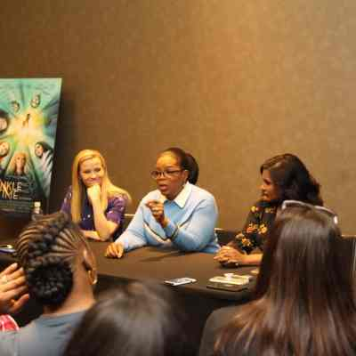 Girl Talk with Oprah, Mindy, and Reese