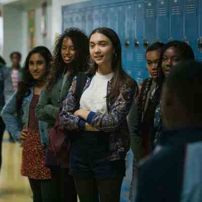 Rowan Blanchard is Okay with Deserving to be in the Room | A Wrinkle In Time
