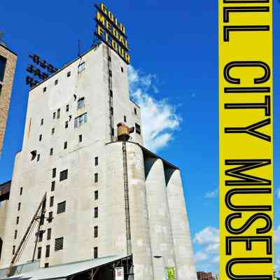 Mill City Museum | Minneapolis Minnesota