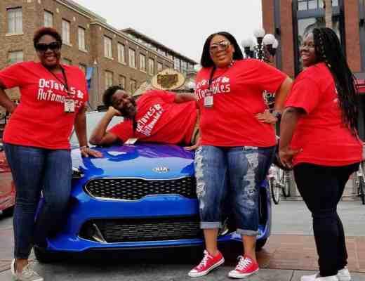 Kia Family Octaves & Automobiles