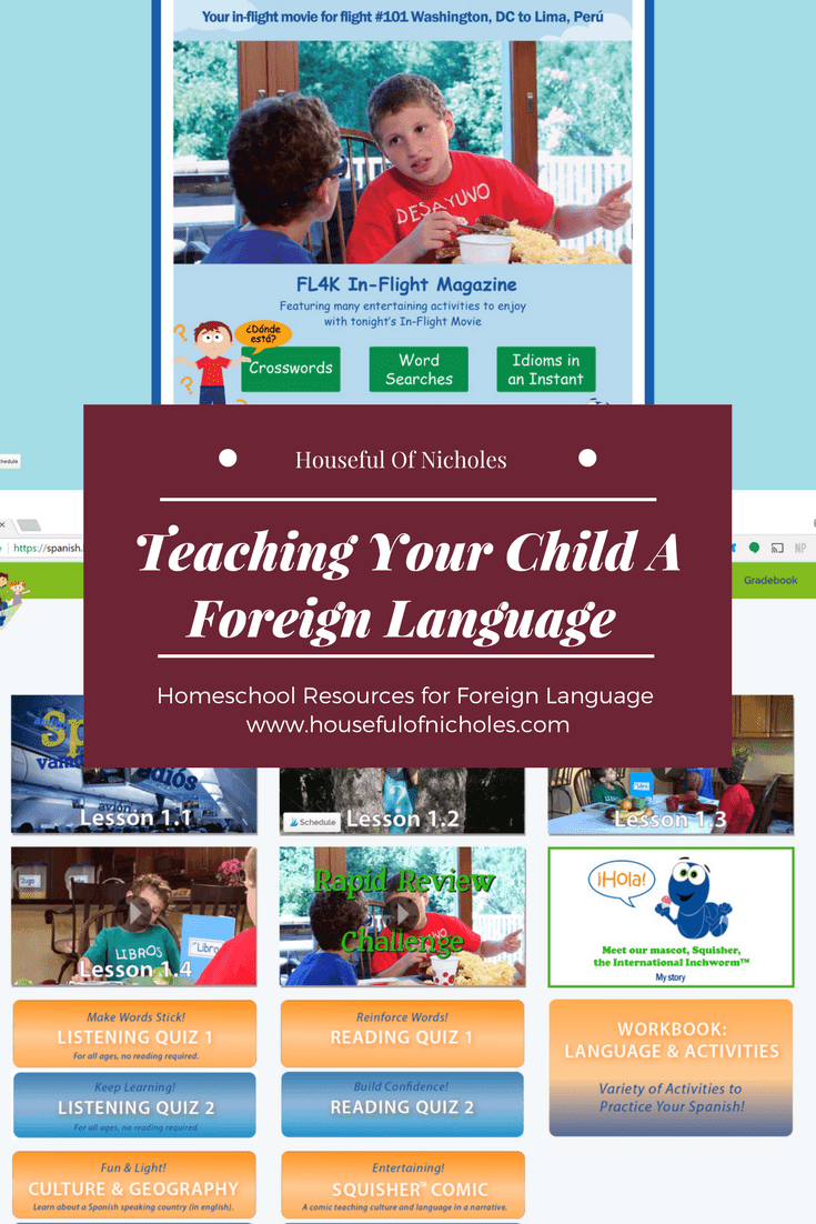 Foreign Languages for Kids by Kids®