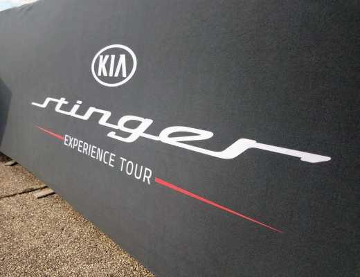 Kia #StingerExperience