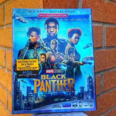 Bring Wakanda Home – Black Panther is Now Available on DVD/BluRay