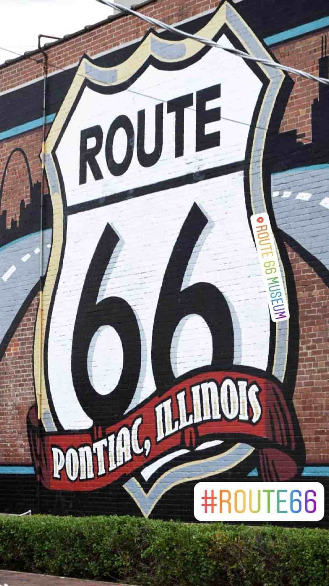 Pontiac Illinois - Route 66 Stop