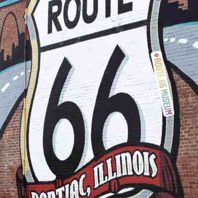 Get to Pontiac Illinois for Route 66 Goodness!