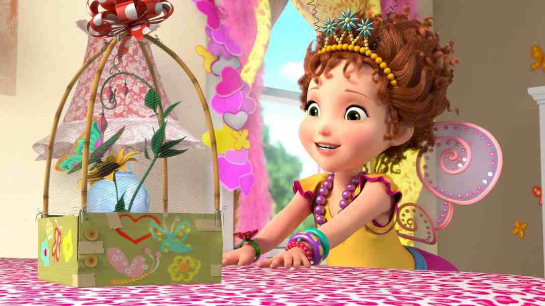 Disney Juniors Fancy Nancy