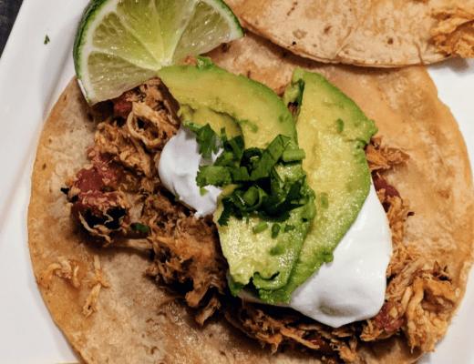 Chicken Tinga Tacos - Peapod Meal Kit