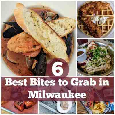 6 Best Bites in Milwaukee for Besties