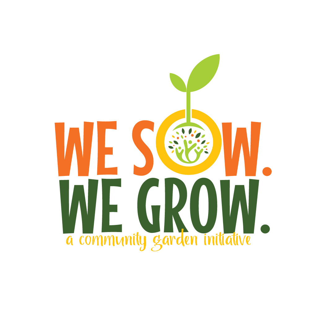 We Sow We Grow Project is a community-based gardening initiative that focuses on growing, educating, and planting confident home gardeners.