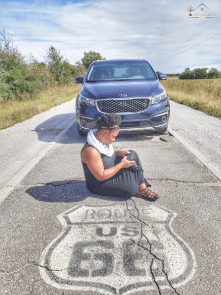 With 432 miles of drivable road - Oklahoma is the longest stretch of Route 66 in the 8 states. Reading part 1 of our series will tell you why! #trippinwithfamily