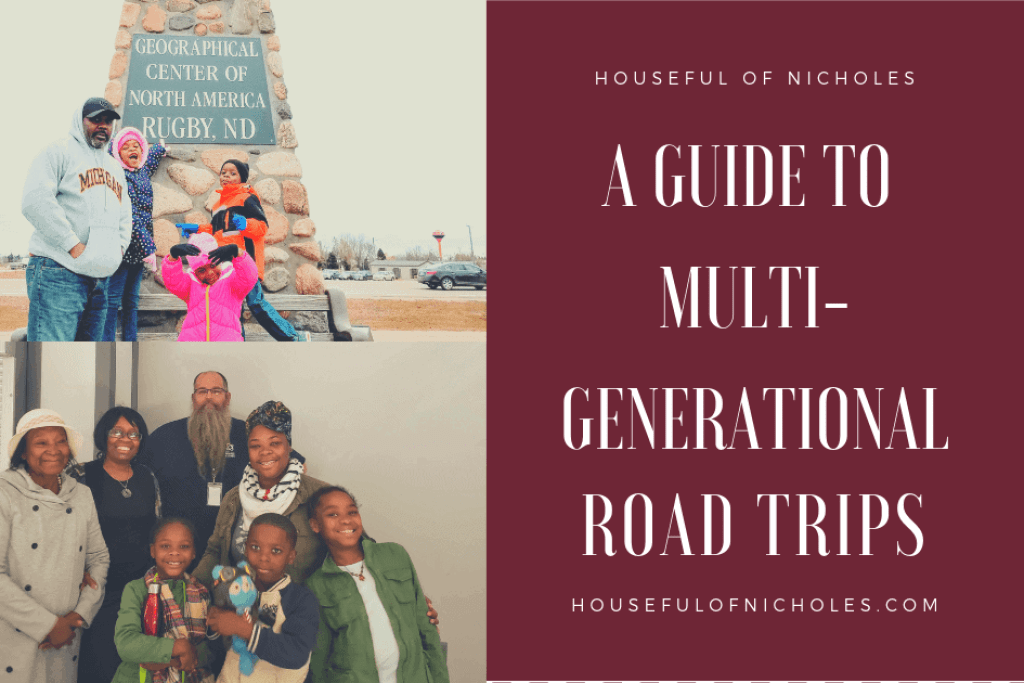 Traveling with multiple generations can be challenging, but it doesn't have to be impossible. Check out my tips & tricks here.