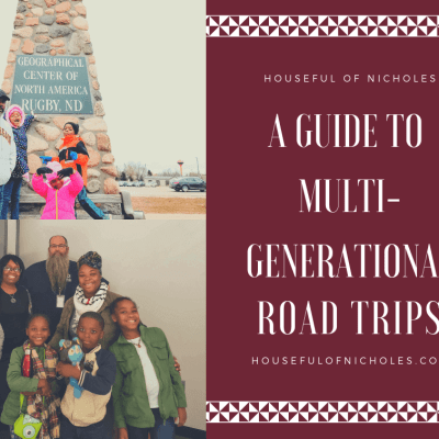 Tips for Taking Multigenerational Road Trips