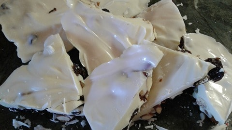 Homestead Blog Hop Feature - Candy Cane Bark