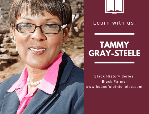Tammy Gray Steele - Founder of the National Women in Agriculture Association