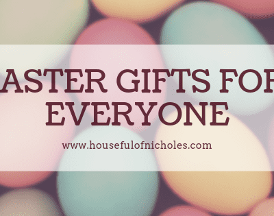 Easter Gifts for the Family