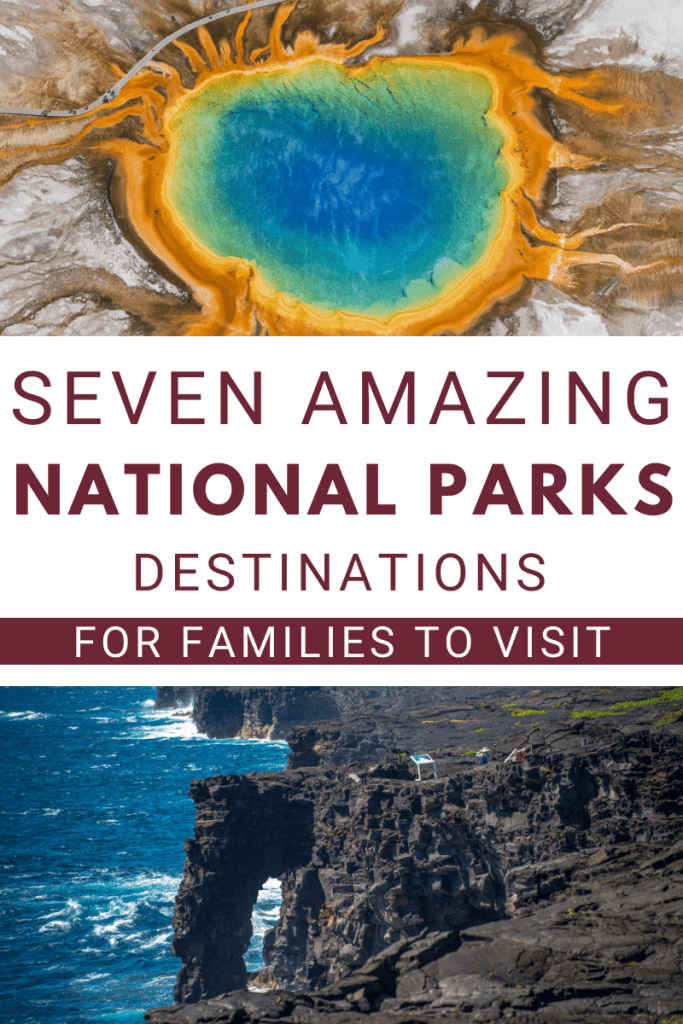 National Park Vacation Destinations