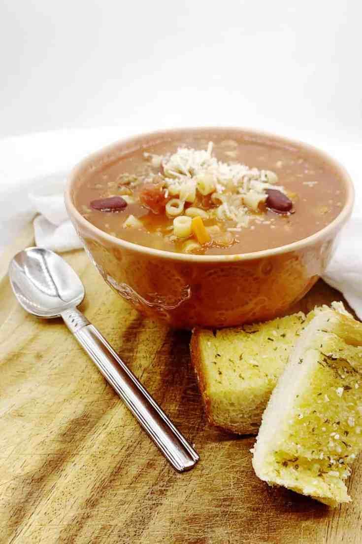 Pasta e Fagioli soup recipe (Olive Garden copycat)