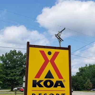 KOA 101 – Port Huron KOA