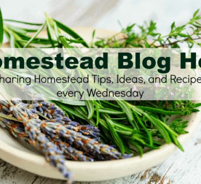 Homestead Blog Hop 283