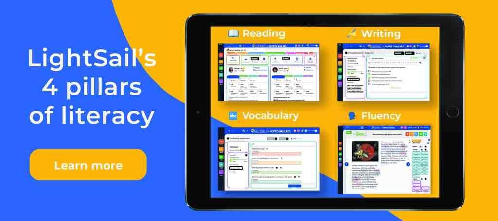 LightSail for Homeschoolers Language Arts Program