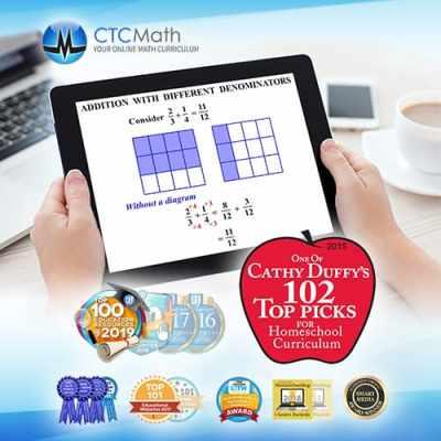 3 Reasons CTCMath Homeschool Math Curriculum Works