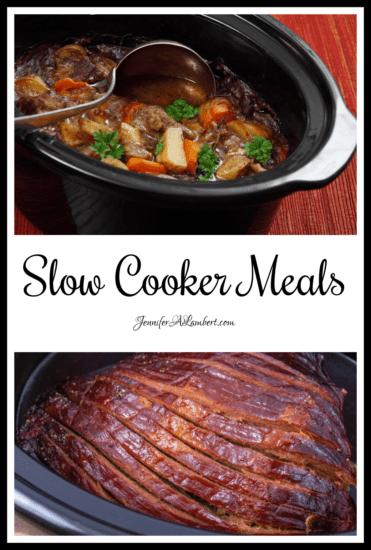 Homestead Blog Hop Feature - Slow-Cooker-Meals