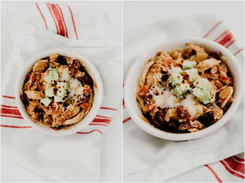 tastiest instant pot chicken chili