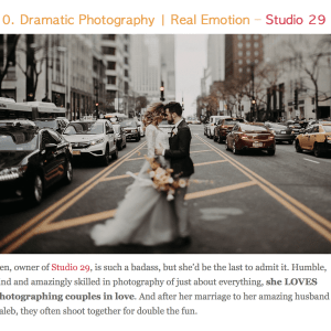 studio 29 Milwaukee wedding photographer