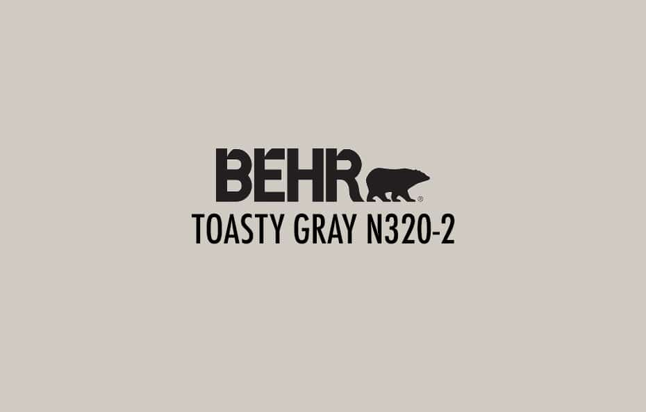 Behr Gray Paint for Interior