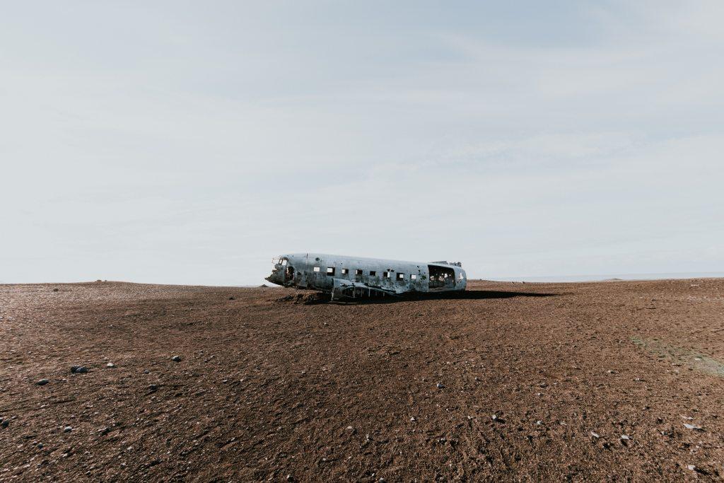 Iceland plane crash