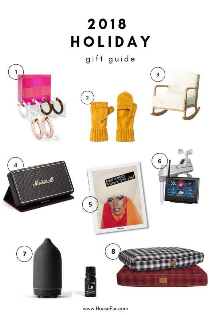 holiday gift guide for everyone