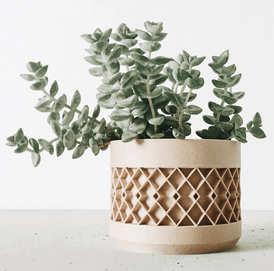 shop modern planters