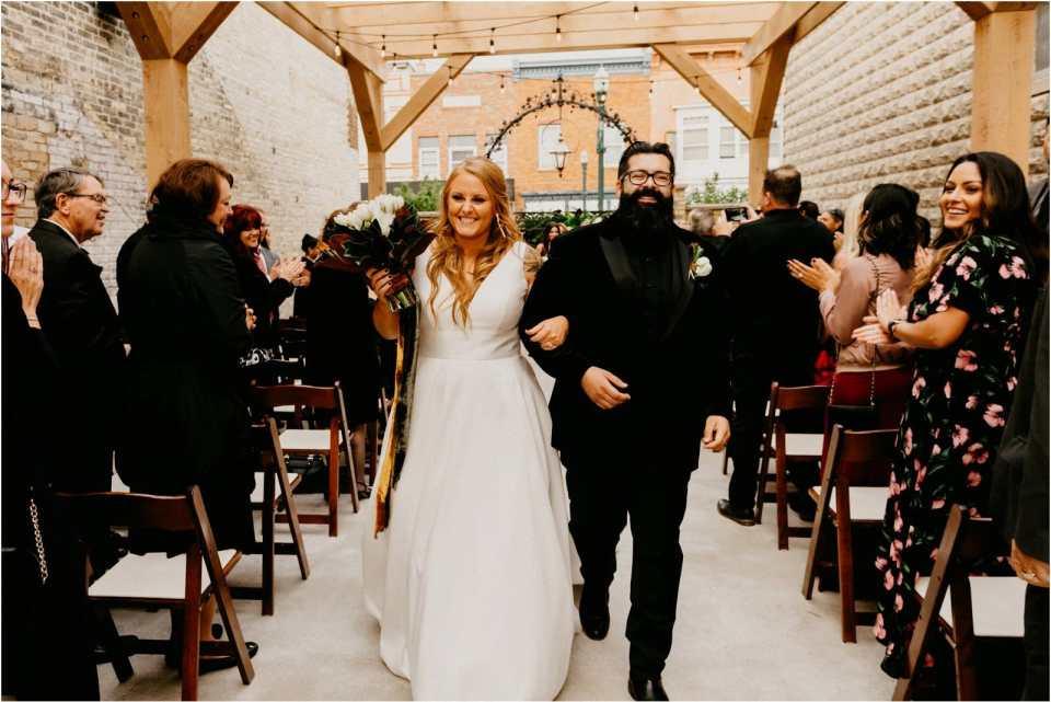 mercantile hall wedding wisconsin
