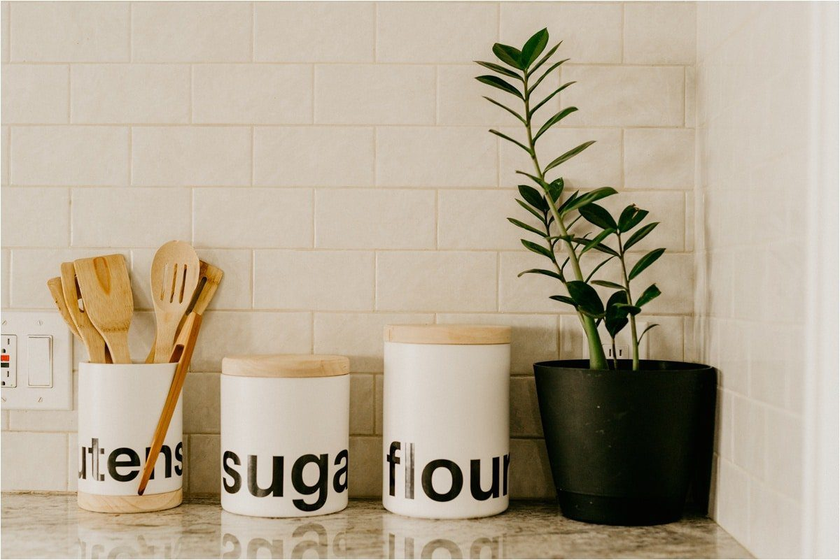 houseplants for kitchen