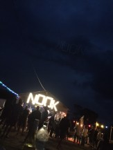 Nookfest by night.
